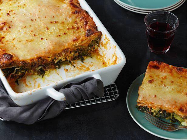 Classic Italian Lasagna Recipe : Giada De Laurentiis : Food Network - FoodNetwork.com