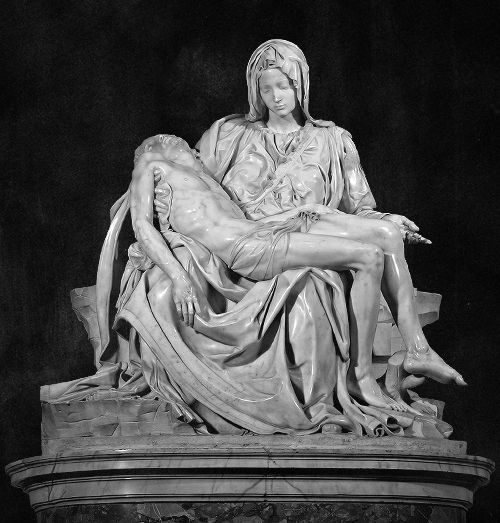 Pieta, Michelangelo