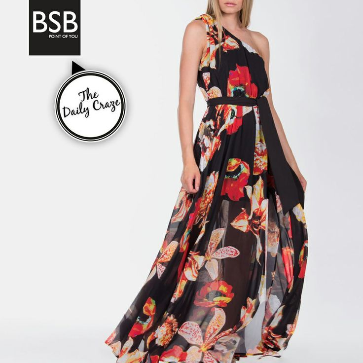 Can' t get enough of #floral? #BSB_SS14 #collection #maxi_dress