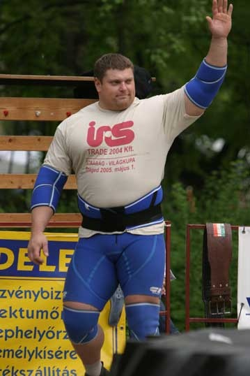 Lithuanian Strongman, Zydrunas Savickas | Worlds Strongest ...
