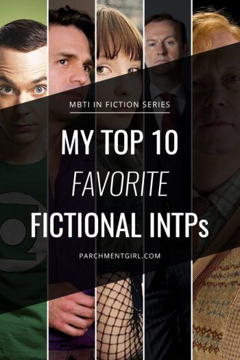 10 Clever, Quirky, + [Sometimes] Kooky INTP Characters