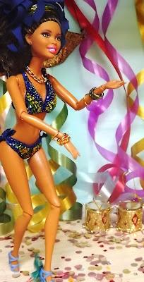 Passista Barbie