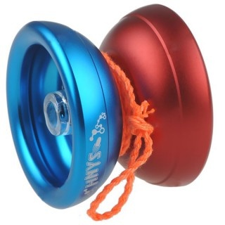 A yo-yo is a simple, but fun item to include!