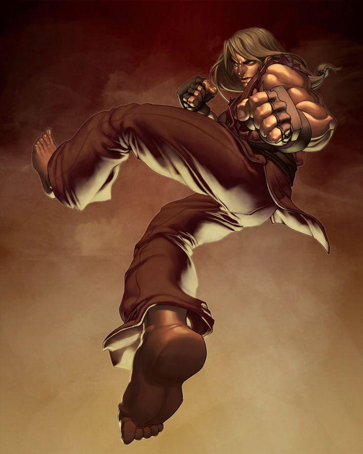 Ken Masters street fighter - Pesquisa Google