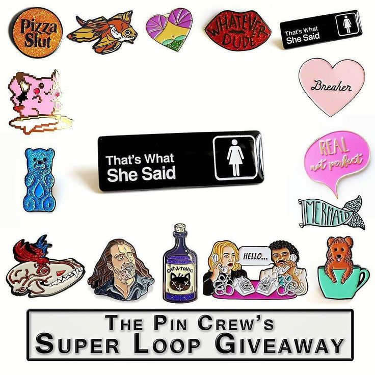 Great  Repost homesickgeneration WIN THIS PIN Check out our post about our loop giveaway for
