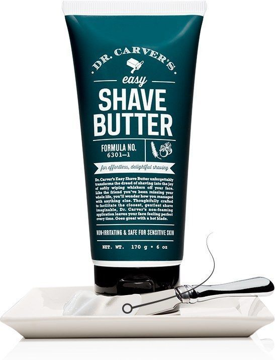 Dr. Carver's Easy Shave Butter, $8 | 19 Men's Products To Up Your Grooming Game