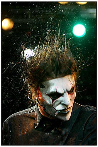 James Root from Slipknot