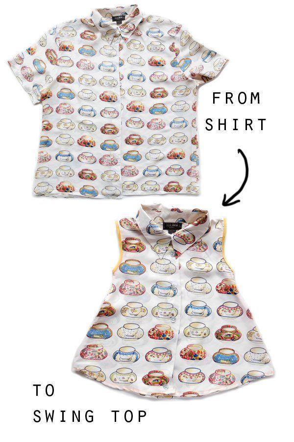 Gömlekten Elbise Yapımı 2