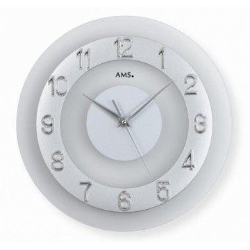 Nástenné hodiny 9352 AMS 30cm