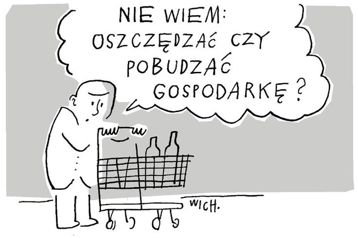 """Rys. Marcin Wicha """"TP"""" 36/2012"""
