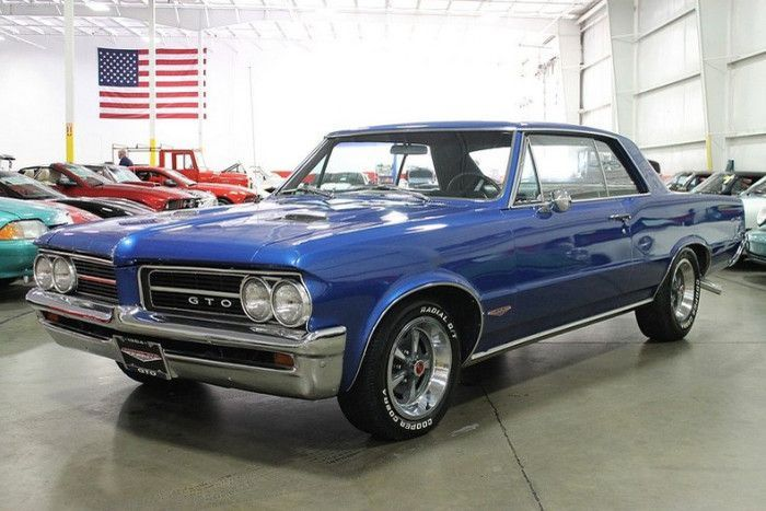 cool Pontiac GTO for Sale | Hemmings Motor News  Cars Check more at http://autoboard.pro/2017/2017/03/01/pontiac-gto-for-sale-hemmings-motor-news-cars/