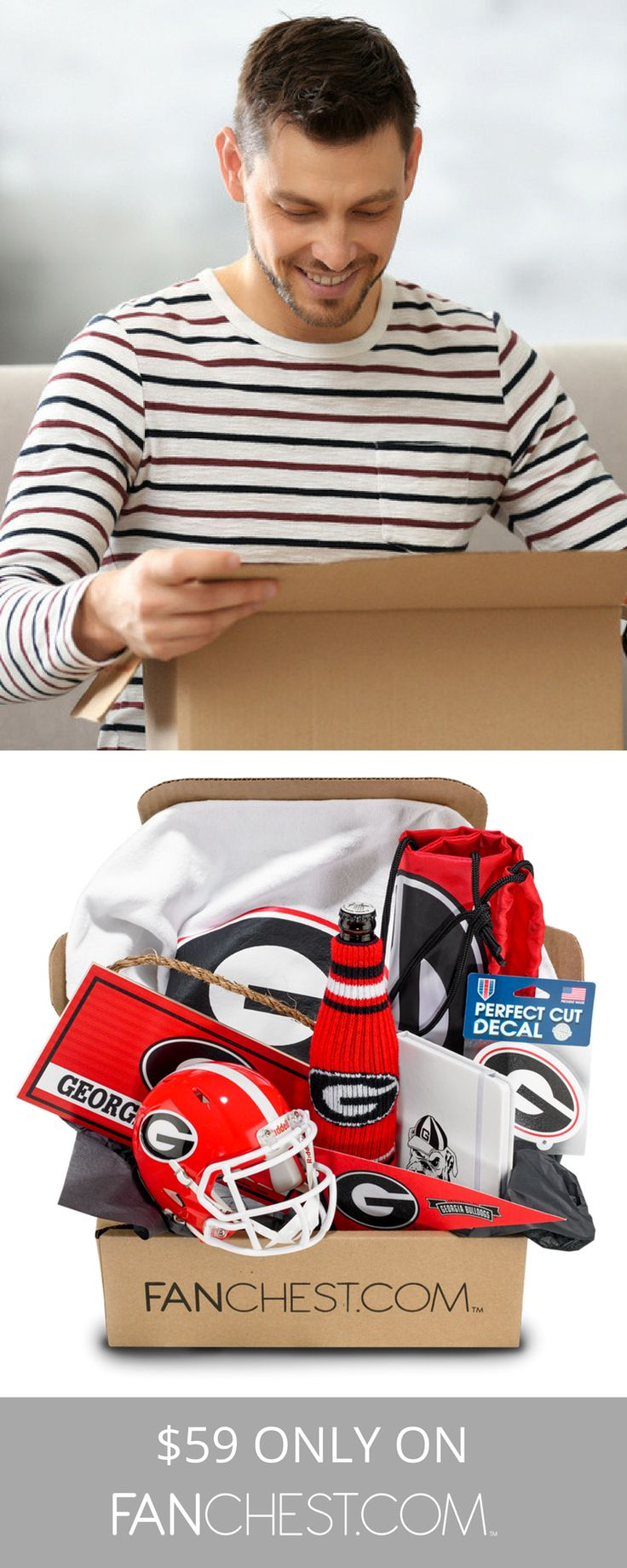 Bulldogs Gear + Apparel + Merchandise - Perfect Gift for UGA Fans!