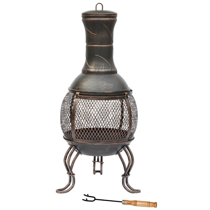 Chiminea Burner: 17 Best Ideas About Modern Log Burners On Pinterest