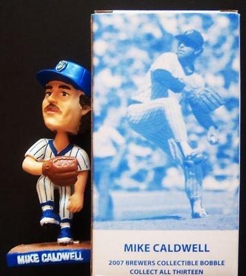 MIKE CALDWELL MILWAUKEE BREWERS