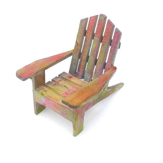 35 Miniature Garden Furniture Ideas, How To Make Miniature Outdoor Furniture