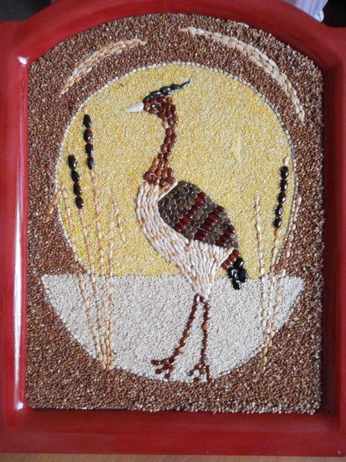 картинки из зерна своими руками что для этого нужно песков