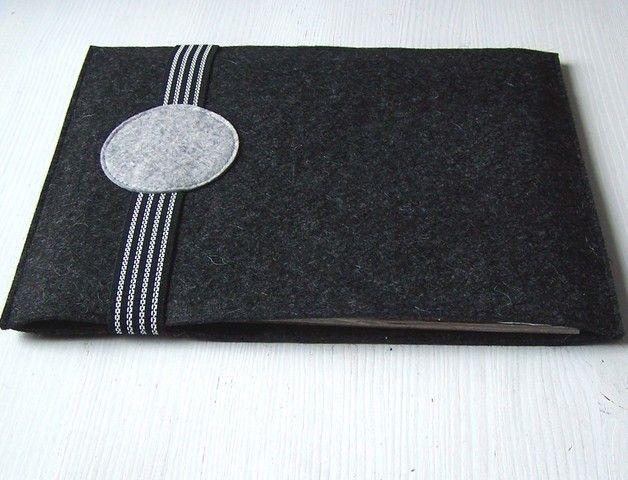 iPad Hülle tablet Filzhülle von STOFFBÄR auf DaWanda.com