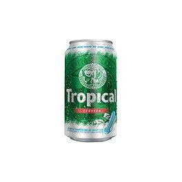 La vida mejor, si la hacemos #Tropical. Una cerveza #canaria joven y libre ideal.