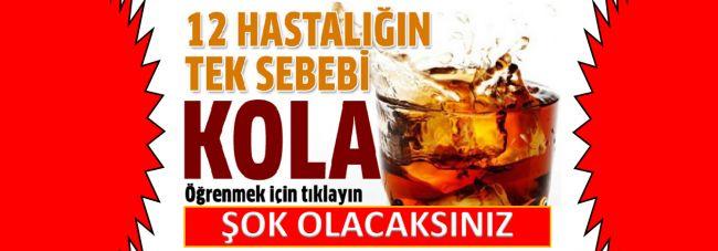 Coca Cola'nın Verdiği Hastalıklar ve Rahatsızlıklar