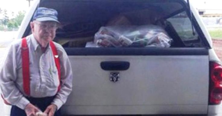 Gives over $400,000 to GA Baptist Children's Home    Thirty-two years worth of recycled newspapers and magazines -- more than nine million pounds of it -- netted 86-year-old Johnny Jennings $400,000, all of which he gave away to those in need.    http://fox13now.com/2017/03/24/86-year-old-raises-400000-from-recycling-then-gives-it-away-to-those-less-fortunate/