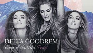 Delta Goodrem - Wings of the Wild Tour October/November 2016