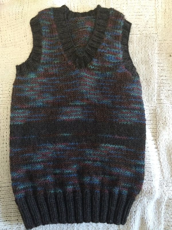 Free Baby Vest Knitting Pattern : Best images about boys knitting patterns on pinterest