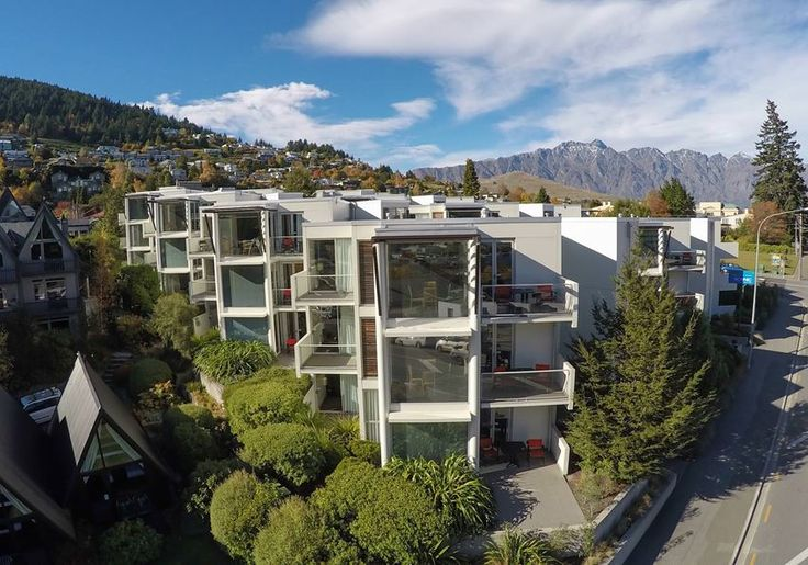 Scenic Suites Queenstown – zentral gelegendes Hotel, idealer Ausgangspunkt um die Stadt zu erkunden Queenstown Neuseeland Hotels | Queenstown Accommodation | Scenic Suites