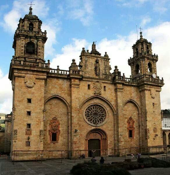 Day 4 Catedral de Mondoñedo