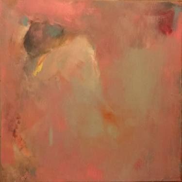 "Saatchi Art Artist Kjersti B Sveberg; Painting, ""Pink Comfort"" #art"