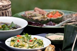 Tamarind restaurant Luang Prabang - open for lunches