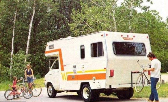 The Classic 1970's Caravan Holiday   Cheap Motorhome Insurance