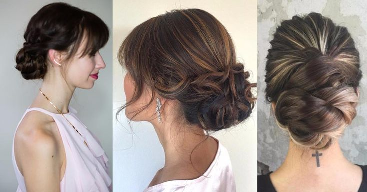 Updo Hair Style: 17 Best Ideas About Quick Easy Updo On Pinterest