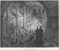 chimneysIndustrial Revolutions, Gustav Dore, Favorite Places, London Chimney, Victorian Slums, Gustave Dore, Victorian London, Victorian Era, Gustav Doré