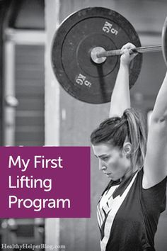 Strength training is super important for women living with LBL—but lifting weights can be intimidating when you're first starting out. Tackle the unknown territory with this awesome weight training program for beginners and start building up that body!