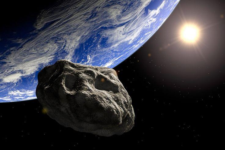 Επιστημονικά και Τεχνολογικά Νέα: Αστεροειδής πέρασε (στα κρυφά) ξυστά από τη Γη…