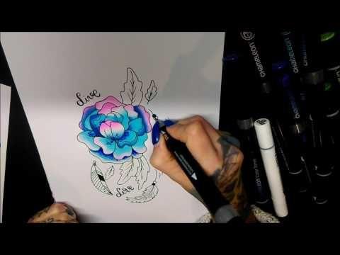 cardscrapchameleon - YouTube