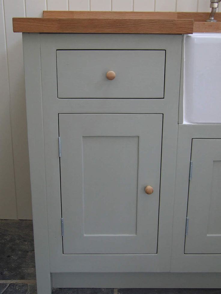 Painted Shaker In-Frame Kitchens made in Wales