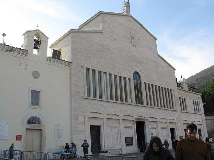 San Giovanni Rotondo - Church of Santa Maria delle Grazie
