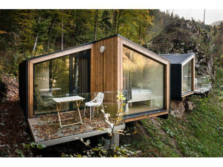 Case di legno su pinterest una selezione delle migliori for Mini case prefabbricate