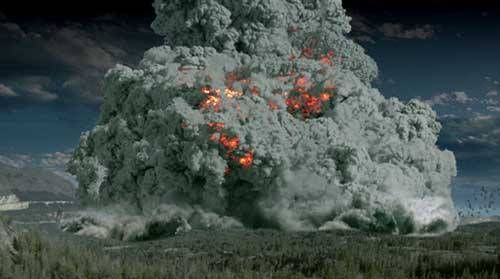 The Yellowstone Supervolcano is the largest on Earth, and it's 40,000 years overdue for a massive eruption that will likely solve the world's overpopulation problem.