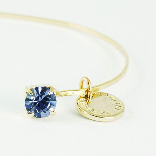 CATERINA MARIANI BIJOUX Swarovski Tanzanie Bracelet | La Luce http://shoplaluce.com/collections/caterina-mariani-bijoux/products/caterina-mariani-bijoux-swarovski-tanzanie