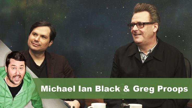 Michael Ian Black & Greg Proops   Getting Doug with High