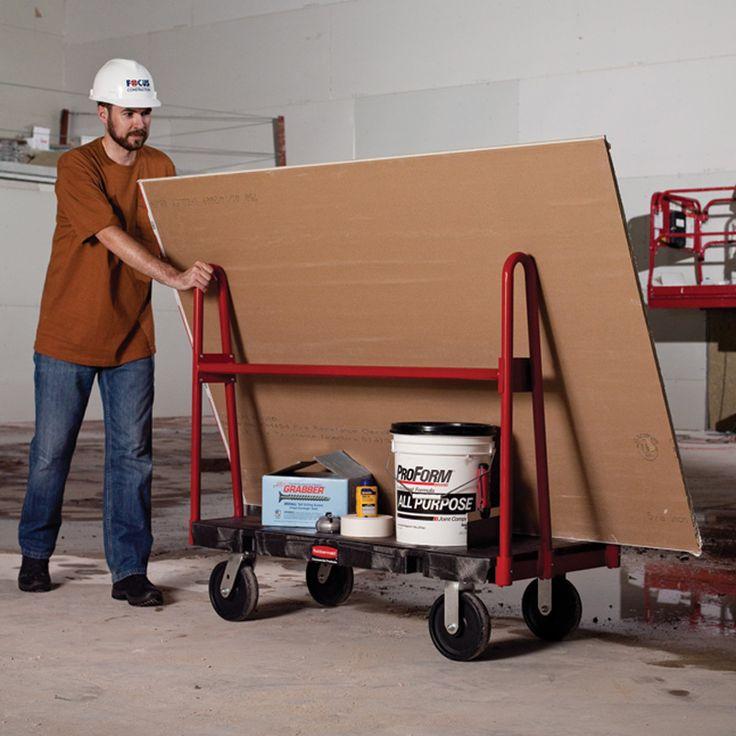A-Frame Panel Truck - Sitecraft