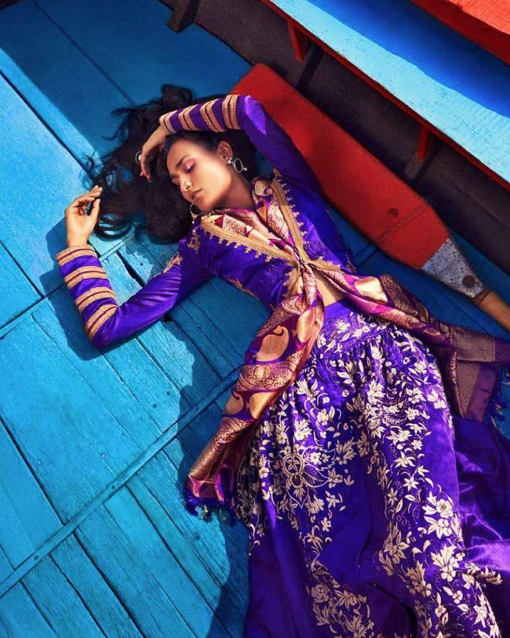 Lengha by Anamika Khanna