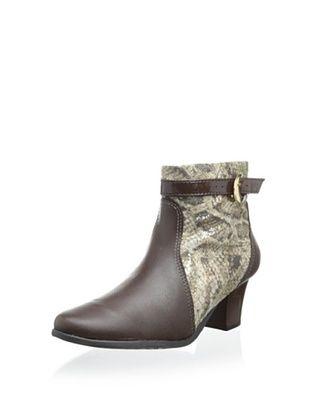 72% OFF Pampili Kid's Dress Boot (Brown)