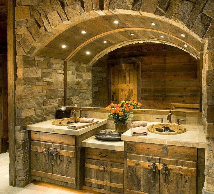 Rustic Bathrooms on The Owner-Builder Network  http://theownerbuildernetwork.co/wp-content/blogs.dir/1/files/rustic-bathrooms/Rustic-Bathrooms-6.JPG