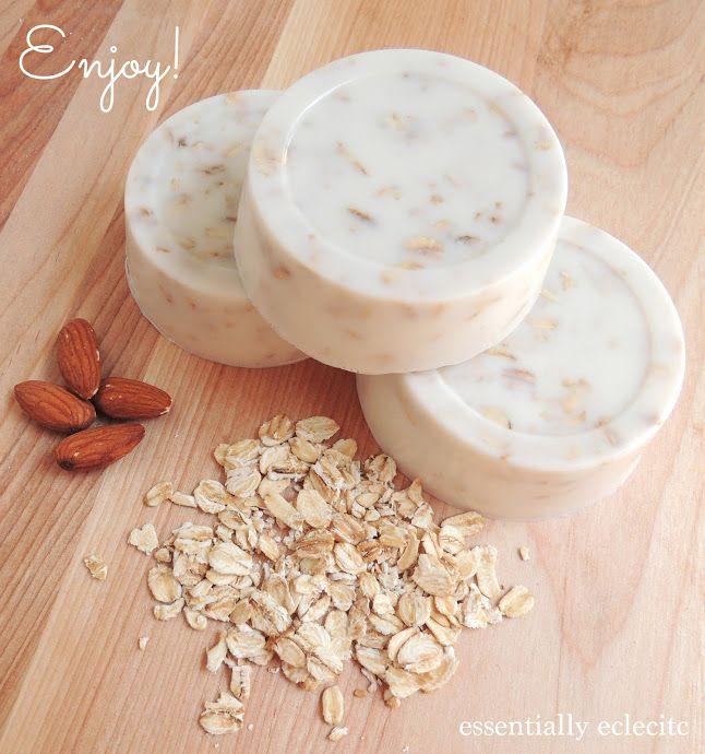 5 recettes de savons Melt & Pour