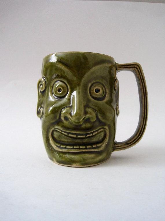 Tiki mug!