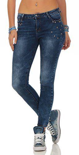 awesome 5072 Fashion4Young Damen Jeans Röhrenjeans Hose Stretch-Denim Damenjeans Skinny Jeans (L=40, blau) Check more at https://designermode.ml/shop/77028031-bekleidung/5072-fashion4young-damen-jeans-roehrenjeans-hose-stretch-denim-damenjeans-skinny-jeans-l40-blau/