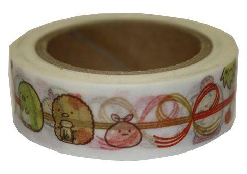 San-X Washi Tape Tare Sumikko Gurashi present